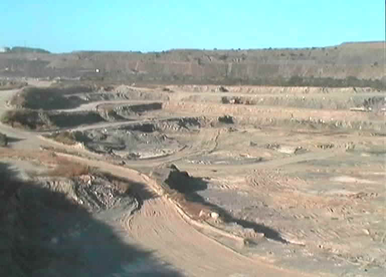 The Palabora Vermiculite Mine